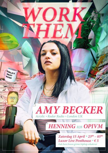 ft Amy Becker + Henning b2b Opivm