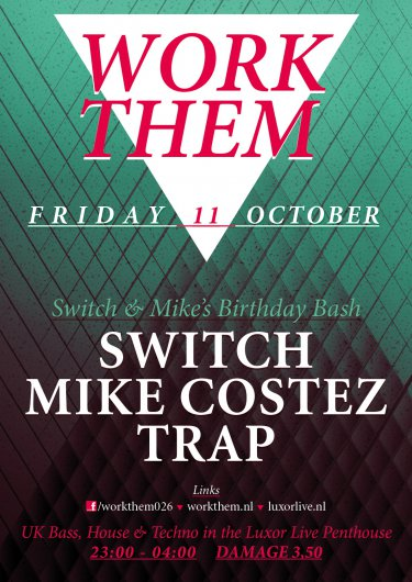 Switch & Mike's Birthday Bash