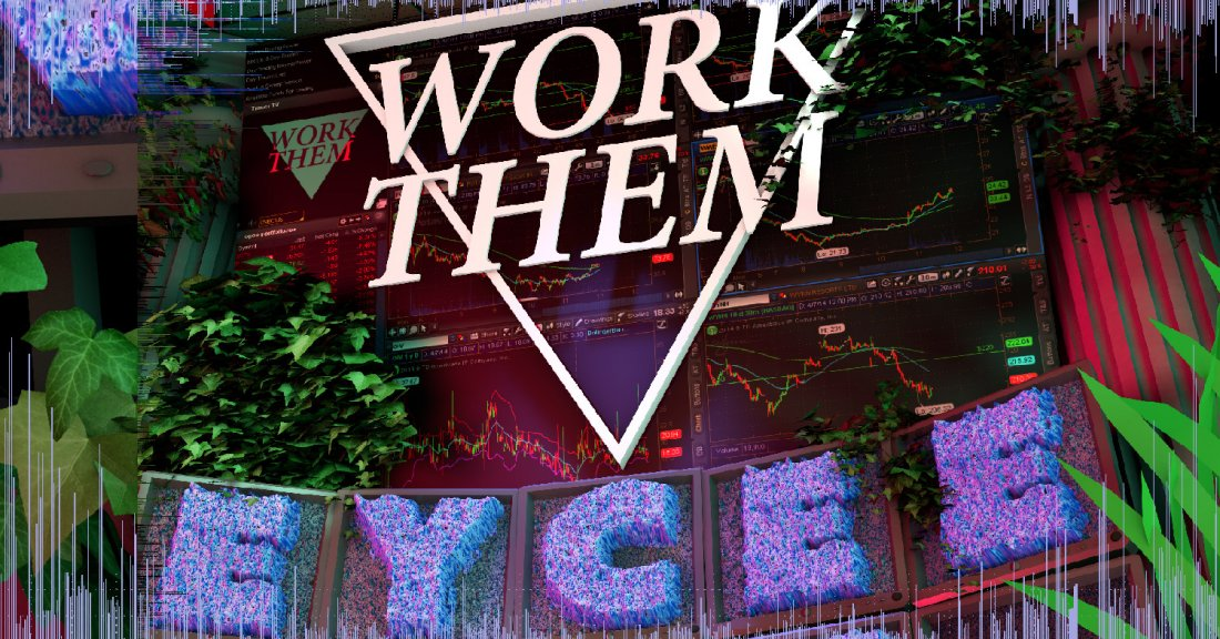 Up Next: Work Them  EYCEE & Sim Fane